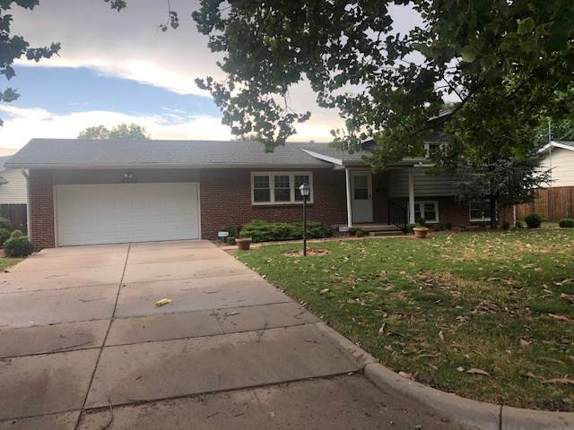 2732 N Dellrose St, Wichita, KS 67220 (MLS #583324) :: Lange Real Estate
