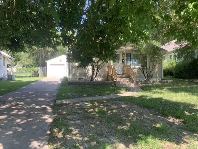 514 S Kansas Ave, Newton, KS 67114 (MLS #583717) :: Graham Realtors