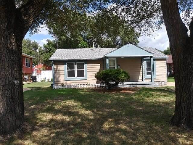 1112 S Millwood, Wichita, KS 67213 (MLS #584448) :: Graham Realtors