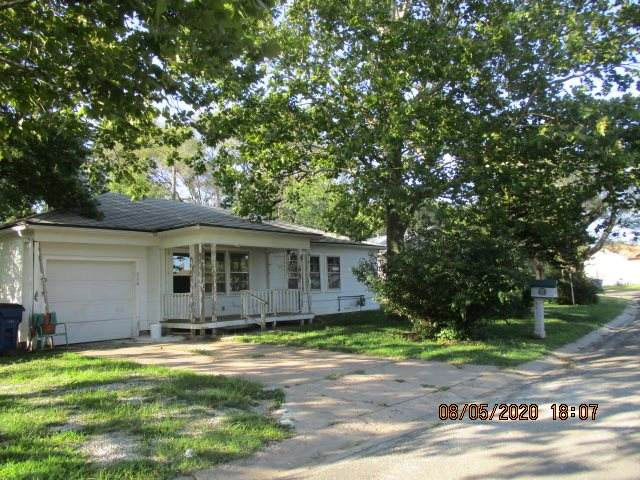 516 E Violet St, Potwin, KS 67123 (MLS #584823) :: Preister and Partners | Keller Williams Hometown Partners