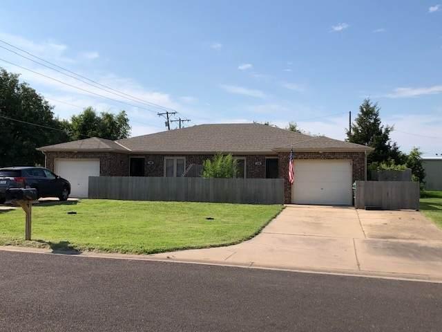 3 N Ridge Way Rd Unit A & Unit B, Rose Hill, KS 67133 (MLS #584833) :: Lange Real Estate