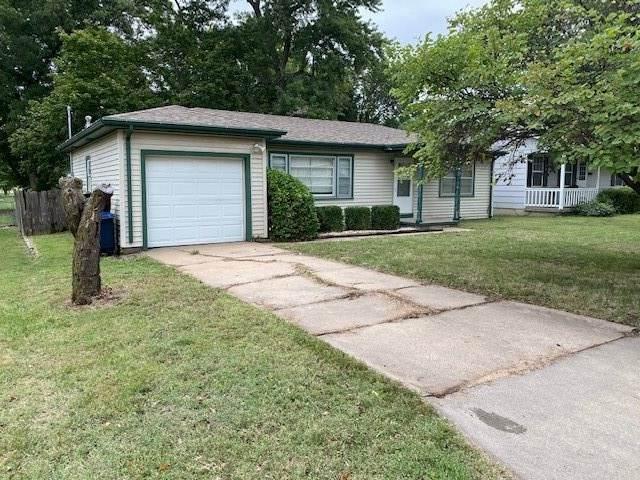 816 S Emporia St, El Dorado, KS 67042 (MLS #586633) :: Keller Williams Hometown Partners