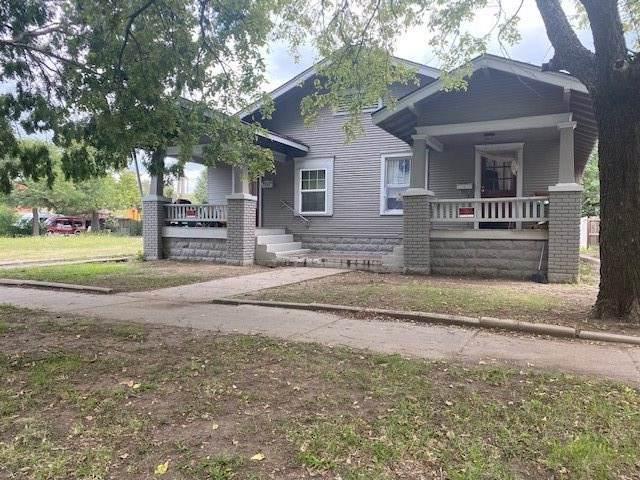 1146 N Market St, Wichita, KS 67214 (MLS #586761) :: Keller Williams Hometown Partners