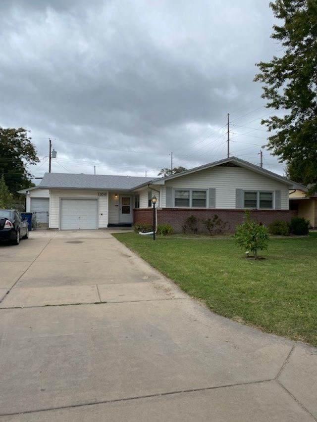 1106 W Casado St, Wichita, KS 67217 (MLS #587040) :: On The Move