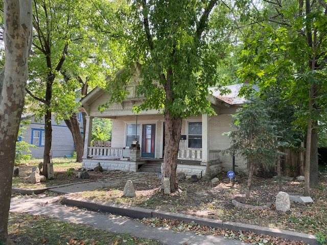 205 W 11th St N, Wichita, KS 67203 (MLS #587089) :: Keller Williams Hometown Partners