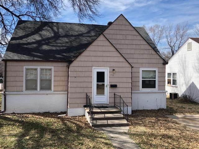 755 S Holyoke, Wichita, KS 67218 (MLS #587525) :: On The Move