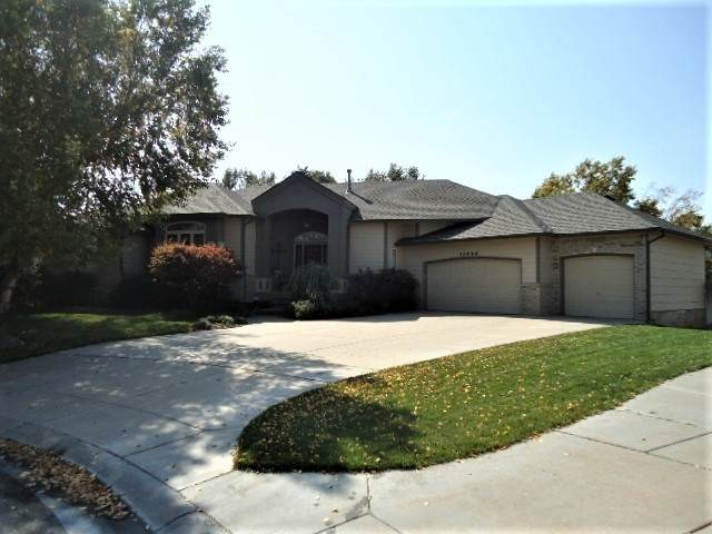 12530 W Binter Ct, Wichita, KS 67235 (MLS #587701) :: Preister and Partners | Keller Williams Hometown Partners