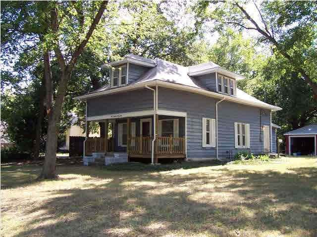 333 N 2nd Ave, Mulvane, KS 67110 (MLS #588032) :: Keller Williams Hometown Partners