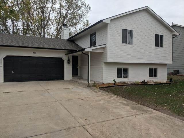 310 N Miles Ave, Valley Center, KS 67147 (MLS #588235) :: Kirk Short's Wichita Home Team