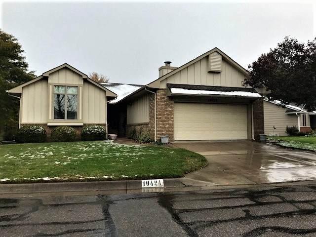 10424 W Millpond St, Wichita, KS 67212 (MLS #588583) :: Kirk Short's Wichita Home Team