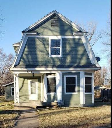 203 E Olive St, Oxford, KS 67119 (MLS #589696) :: On The Move