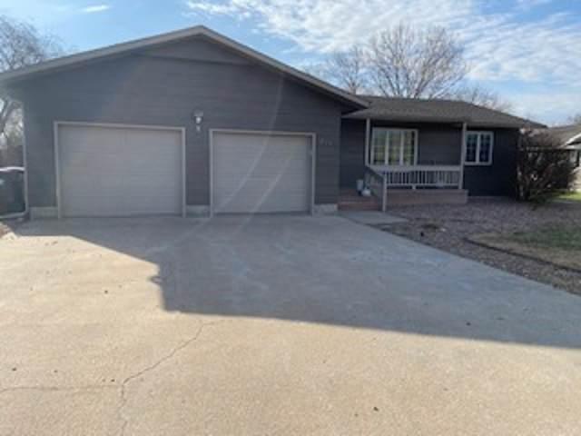 213 Wollmann, Moundridge, KS 67107 (MLS #589809) :: Pinnacle Realty Group