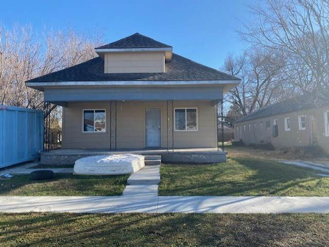 1314 N Wabash Ave, Wichita, KS 67214 (MLS #590639) :: On The Move