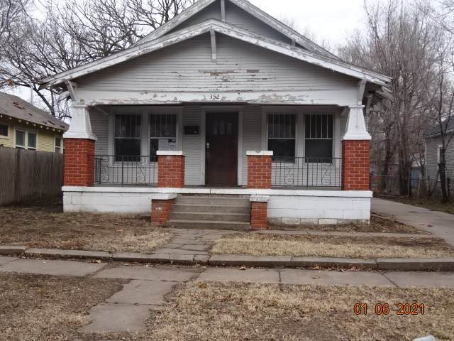 352 N Madison Ave, Wichita, KS 67214 (MLS #590978) :: Pinnacle Realty Group