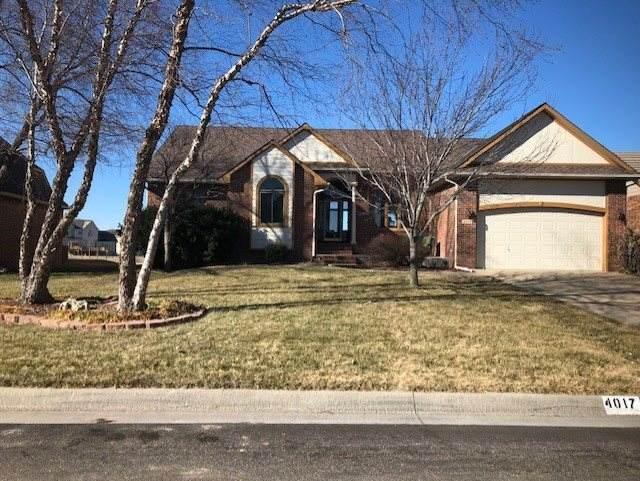 4017 N Sweet Bay St, Wichita, KS 67226 (MLS #592858) :: Jamey & Liz Blubaugh Realtors