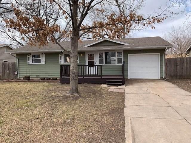 3123 S Gordon, Wichita, KS 67217 (MLS #592973) :: Preister and Partners   Keller Williams Hometown Partners