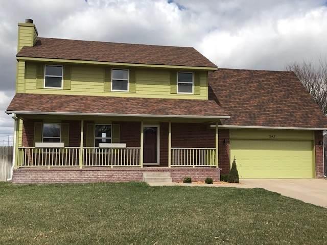 247 S Peachwood Dr., Haysville, KS 67060 (MLS #593349) :: Pinnacle Realty Group