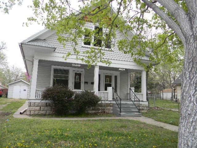 1523 S Emporia St 1525 S Emporia, Wichita, KS 67211 (MLS #594420) :: Keller Williams Hometown Partners