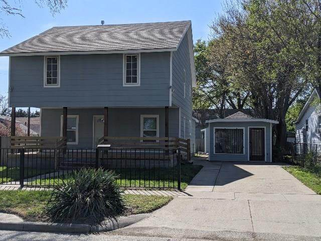201 N Elm St, Newton, KS 67114 (MLS #595464) :: Keller Williams Hometown Partners