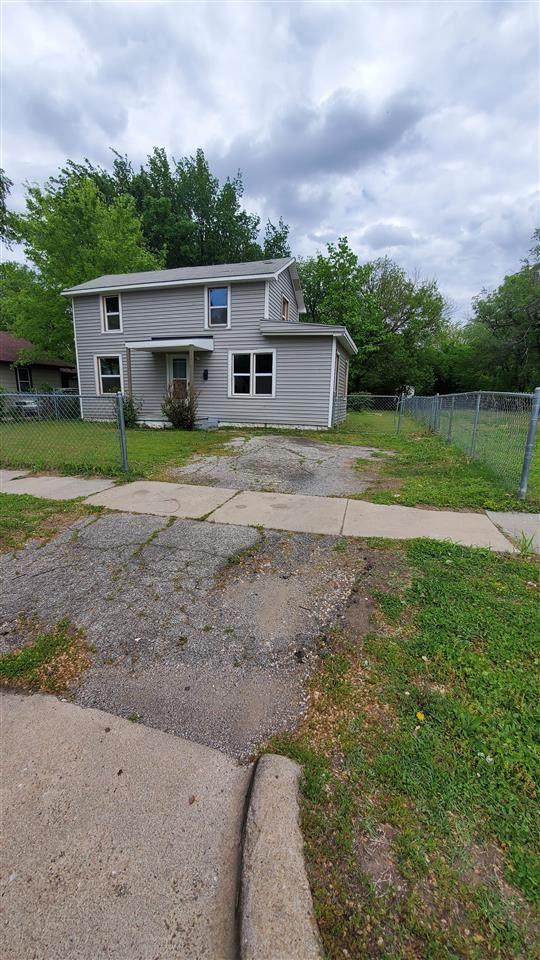 706 N Piatt Ave, Wichita, KS 67214 (MLS #596015) :: COSH Real Estate Services