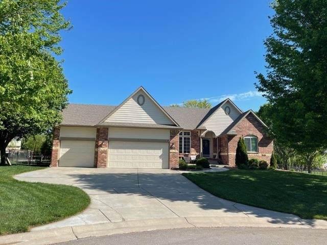 1222 Redbud Ct, Andover, KS 67002 (MLS #596074) :: Kirk Short's Wichita Home Team
