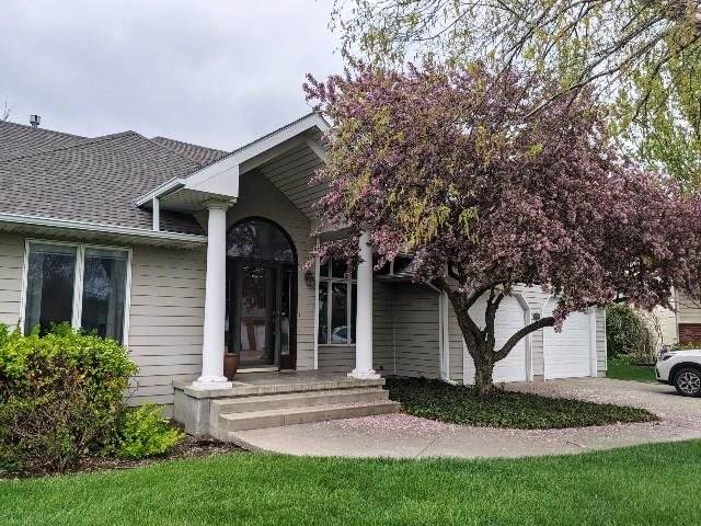 3008 Wildwood Ct, North Newton, KS 67117 (MLS #596224) :: Keller Williams Hometown Partners