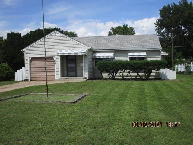 1430 N Norwood Ave, El Dorado, KS 67042 (MLS #597032) :: Pinnacle Realty Group