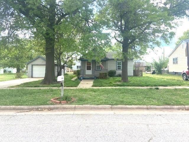217 N Osage, Caldwell, KS 67022 (MLS #597070) :: Keller Williams Hometown Partners