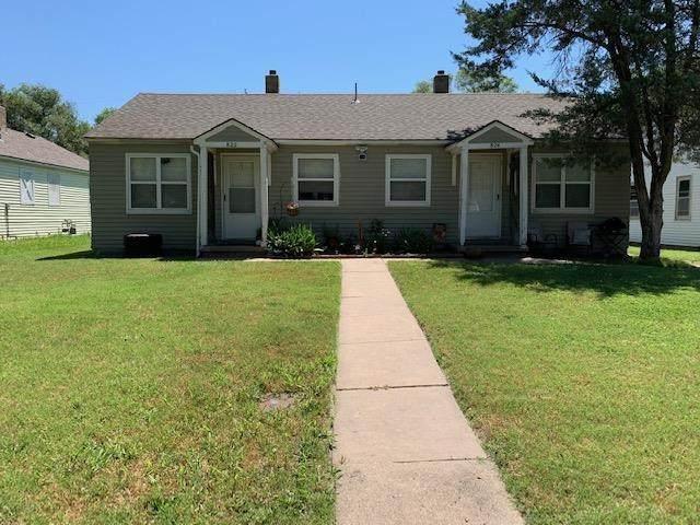822 - 824 S Crestway St, Wichita, KS 67128 (MLS #597721) :: Pinnacle Realty Group