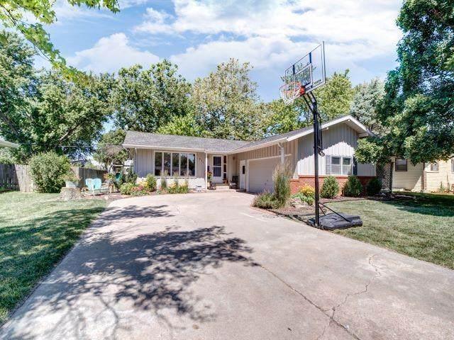 511 S Wilson St, Hillsboro, KS 67063 (MLS #597842) :: Kirk Short's Wichita Home Team