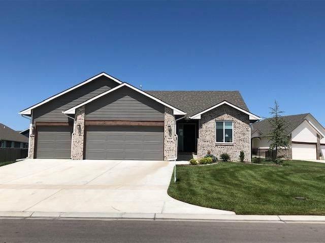 1632 N Bellick St, Wichita, KS 67235 (MLS #597872) :: Graham Realtors