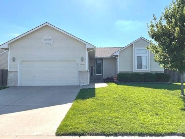2407 S Westgate St, Wichita, KS 67215 (MLS #597876) :: Pinnacle Realty Group