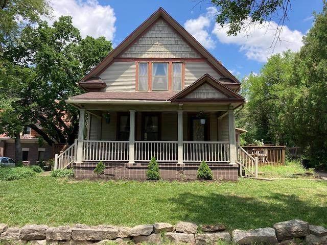 3416 Oakland St, Wichita, KS 67218 (MLS #598751) :: COSH Real Estate Services