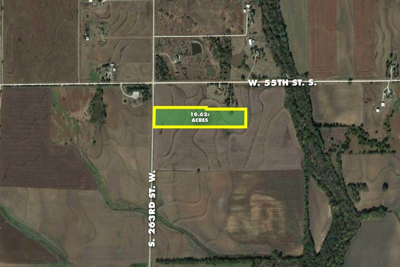 10.62 +/- Acres @ 263rd & 55th - Photo 1