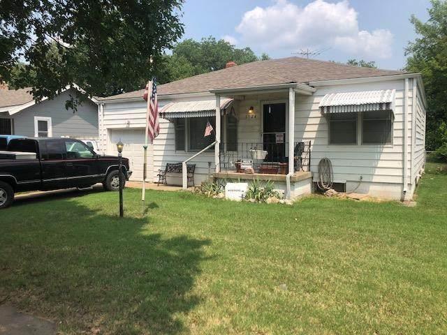 1524 S Greenwood Ave, Wichita, KS 67211 (MLS #599495) :: Matter Prop
