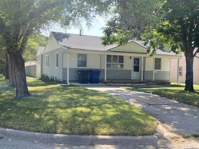 1522 N Dearborn, Augusta, KS 67010 (MLS #599764) :: Graham Realtors