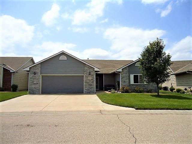 13315 W Nantucket St, Wichita, KS 67235 (MLS #599783) :: COSH Real Estate Services