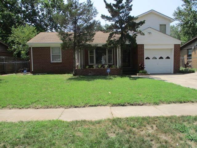 1227 E 31St. S, Wichita, KS 67216 (MLS #599992) :: Kirk Short's Wichita Home Team