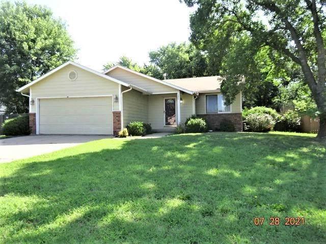 220 N Summitlawn St, Wichita, KS 67212 (MLS #600233) :: Keller Williams Hometown Partners