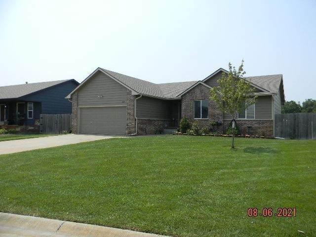 241 S Stoneridge, Valley Center, KS 67147 (MLS #600358) :: The Boulevard Group