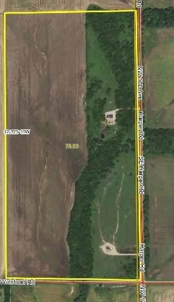 Walstead & Nw 170th Ave, Attica, KS 67009 (MLS #602151) :: The Terrill Team
