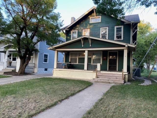 360 N Rutan Ave, Wichita, KS 67208 (MLS #602269) :: Pinnacle Realty Group