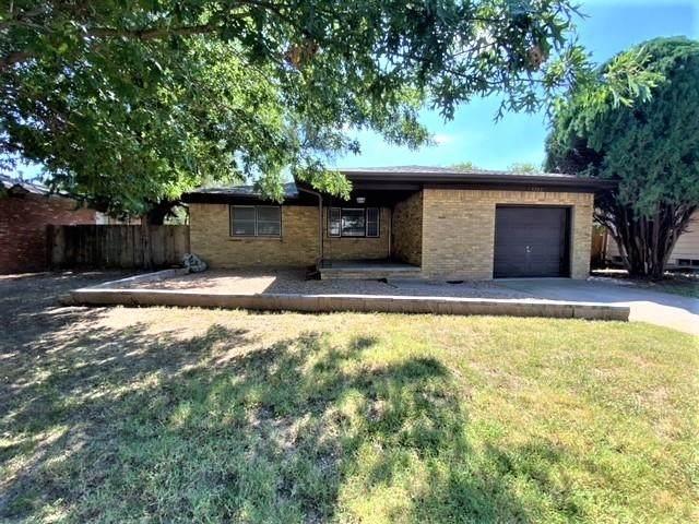 4203 W 11th, Wichita, KS 67212 (MLS #602338) :: The Boulevard Group