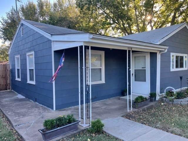 1118 E 7TH ST, Wellington, KS 67152 (MLS #603722) :: Kirk Short's Wichita Home Team