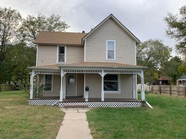201 Old Main St, Newton, KS 67114 (MLS #603788) :: Kirk Short's Wichita Home Team