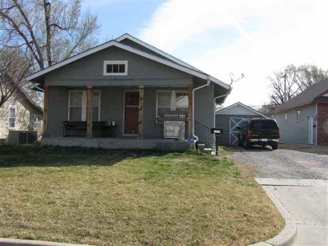 1610 S Elizabeth, Wichita, KS 67213 (MLS #316668) :: On The Move
