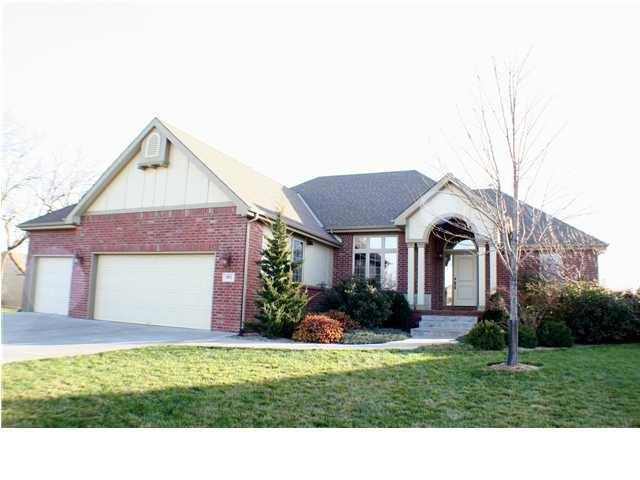 851 E Woodstone Dr, Andover, KS 67002 (MLS #537433) :: Select Homes - Team Real Estate