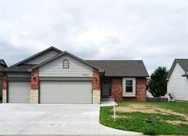 1917 E Cedar Tree Ct, Park City, KS 67219 (MLS #538259) :: Select Homes - Team Real Estate