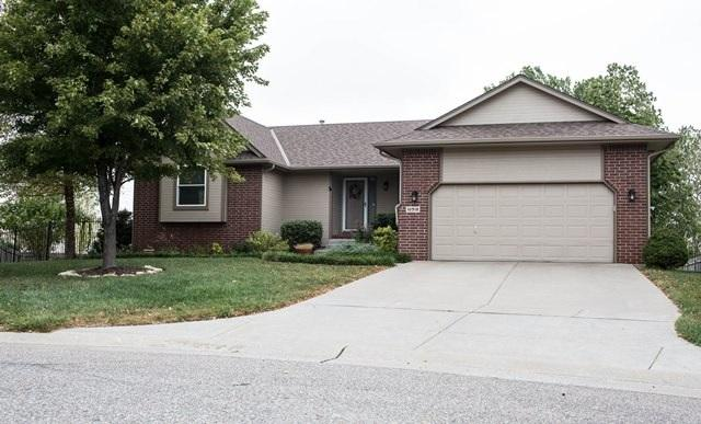 10518 E Mainsgate Ct, Wichita, KS 67226 (MLS #541544) :: Glaves Realty