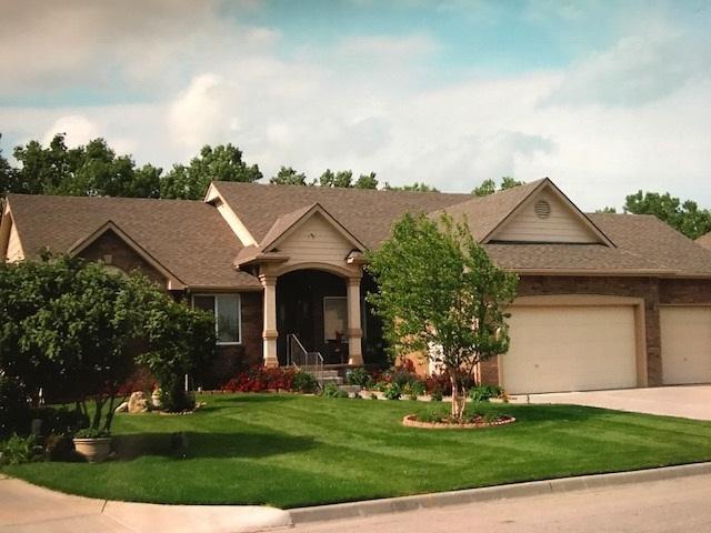 516 E Lakecrest Dr, Andover, KS 67002 (MLS #541705) :: Select Homes - Team Real Estate